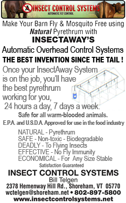 Insect Control Systems